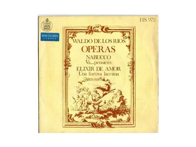 Waldo De Los Rios - Operas