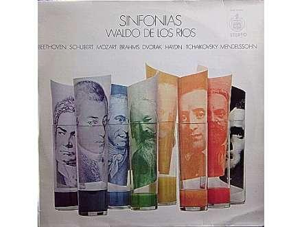 Waldo De Los Rios - Sinfonias