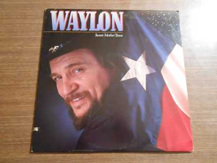 Waylon Jennings - Sweet Mother Texas