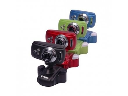 WebCam Intex VideoCam IT-310WC Color