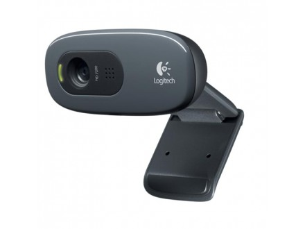 Webcam Logitech C270 HD black