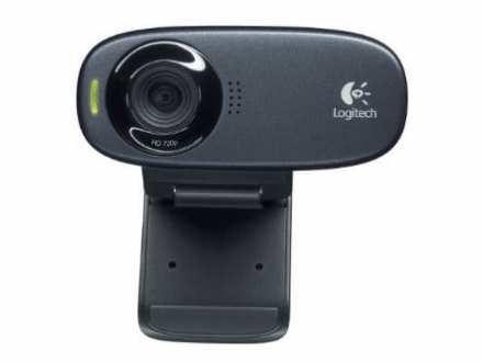 Webcam Logitech C310 HD USB (retail)