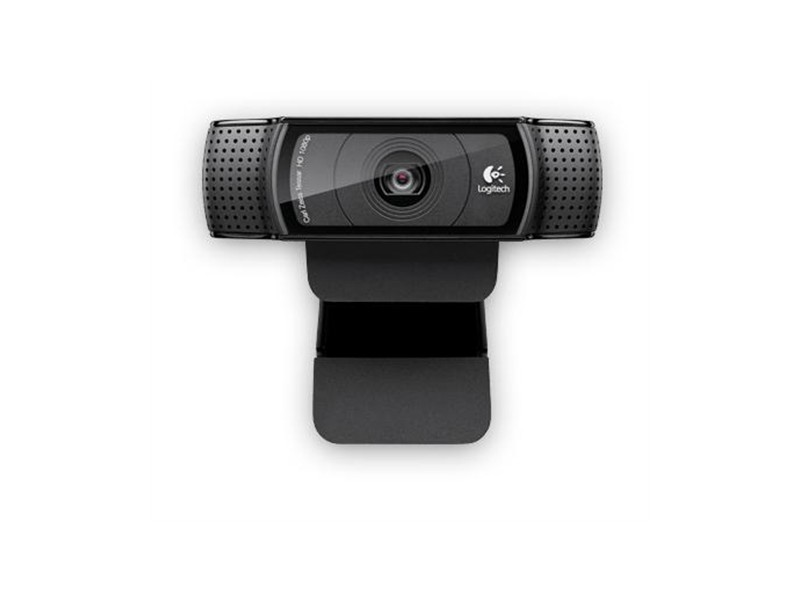 Webcam Logitech C920 HD PRO, black