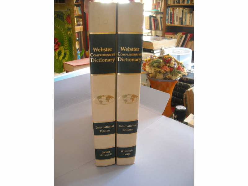 Webster Comprehensive Dictionary 1-2