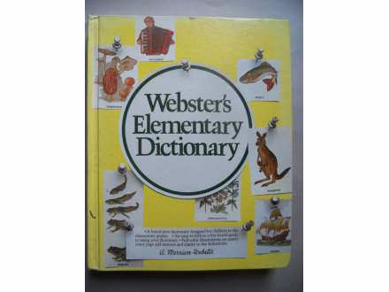 Webster,s Elementary Dictionary