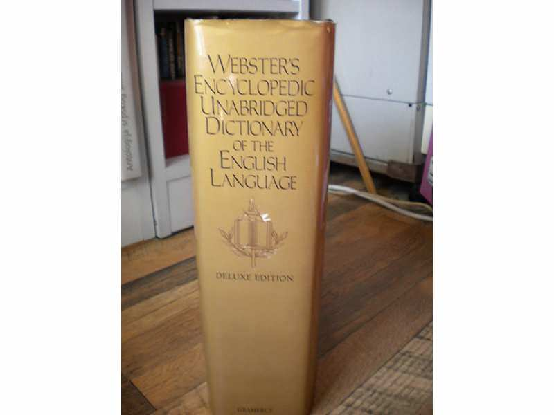 Webster`s Encyclopedic Unabridged Dictionary of the Eng