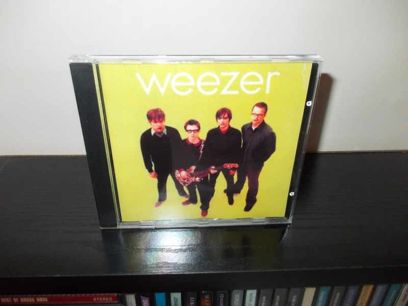 Weezer - Weezer (Green Album) (nekorišćen CD)
