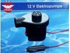 Wehncke elek. pumpe za auto na 12V - MADE IN GERMANY