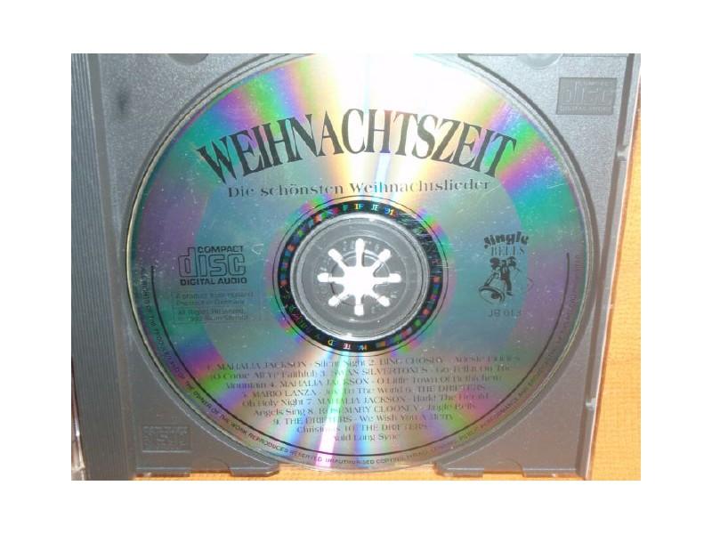 Weihnachtszeit-die schonsten....(CD)