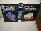 Werner Reiser - tri knjige
