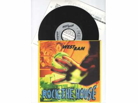 WestBam - Rock The House