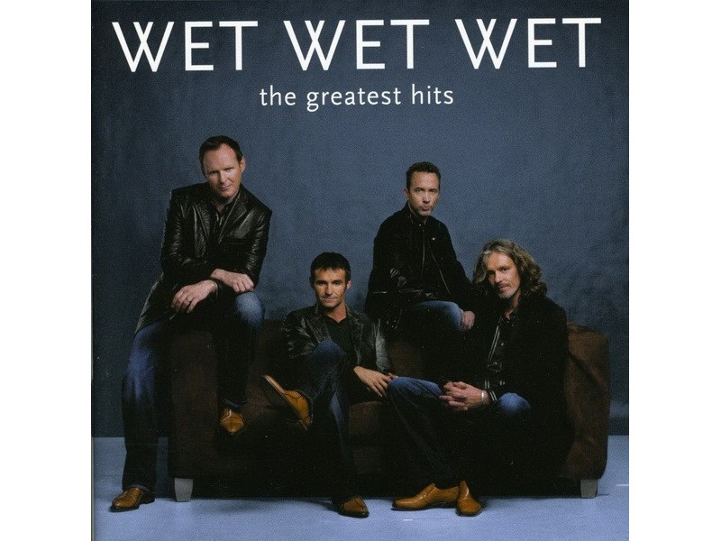 Wet Wet Wet ‎– The Greatest Hits