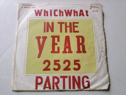 Whichwhat - In The Year 2525 / Parting