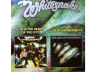 Whitesnake ‎– Live In The Heart Of The City / Live At H