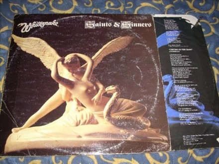 Whitesnake-Saints & Sinners LP