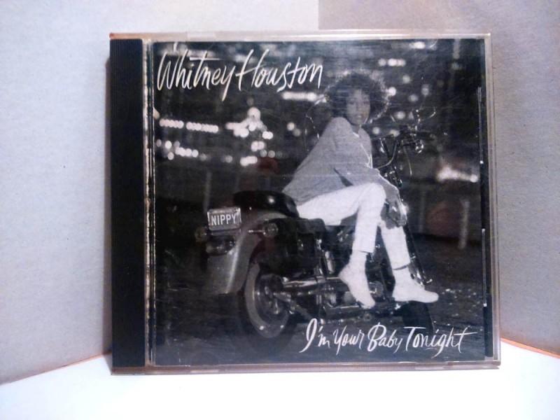 Whitney Houston - I`m Your Baby Tonight