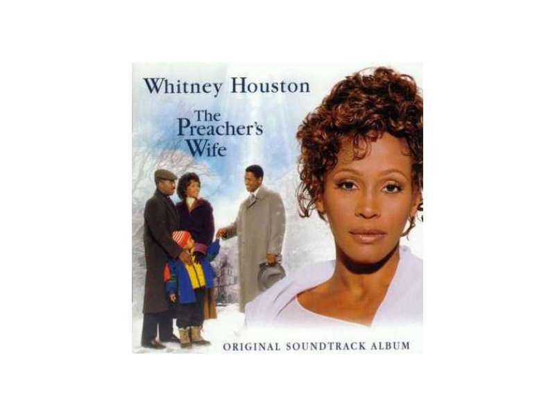 Whitney Houston - The Preacher`s Wife (Original Soundtrack Album)