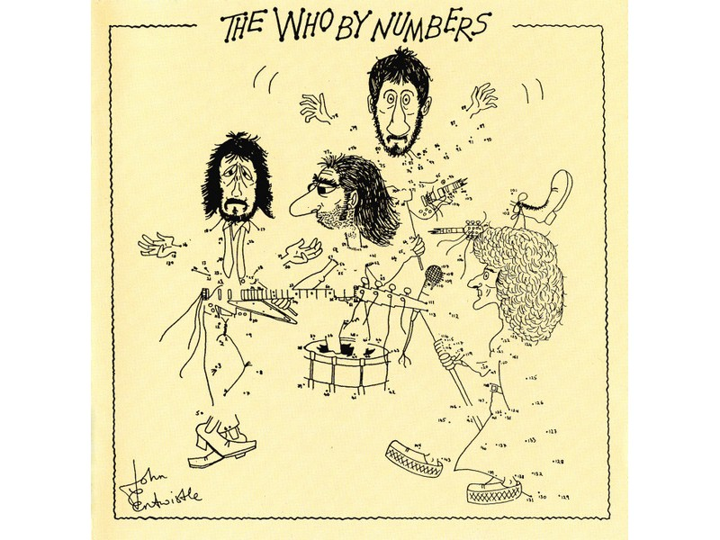 Who, The - The Who By Numbers