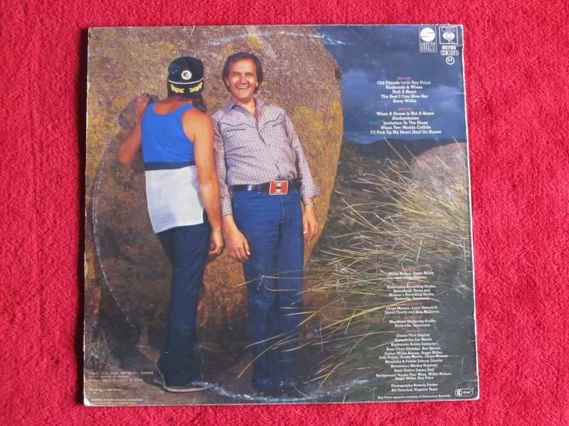 Willie Nelson, Roger Miller - Old Friends