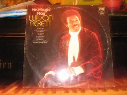 Wilson Pickett - Mr. Magic Man