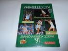 Wimbledon, zvanična knjiga godine, 1991. UFA  rad bg