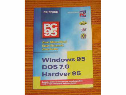 Windows 95 - DOS 7.0 - Hardver 95