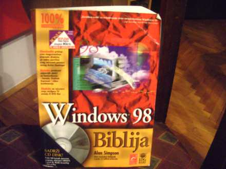 Windows 98 Biblija, Alan Simpson