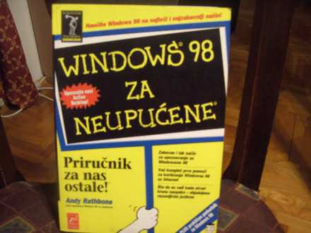Windows 98 vodič za neupućene