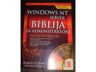 Windows NT Server Biblija za admin