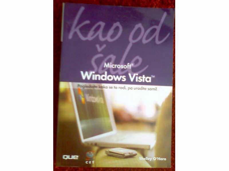 Windows Vista - kao od sale