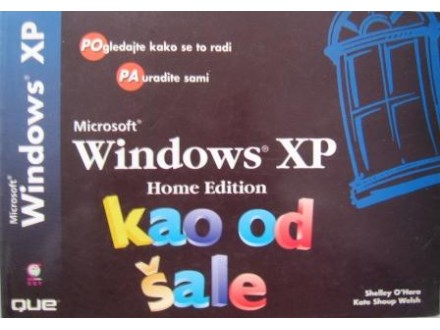 Windows XP Home Edition kao od šale