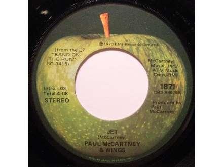 Wings (2) - Jet / Let Me Roll It