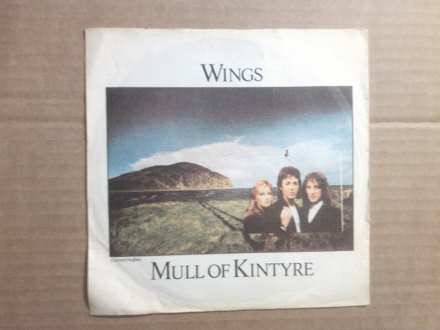 Wings (2) - Mull Of Kintyre
