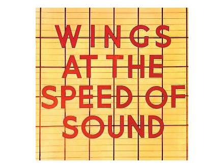 Wings (2) - Wings At The Speed Of Sound