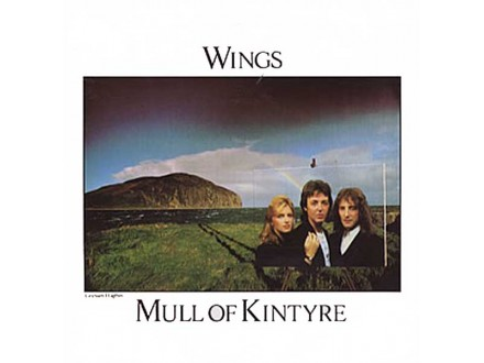 Wings - Mull Of Kintyre / Girls School SINGL
