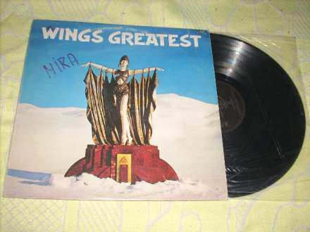 Wings - Wings Greatest LP