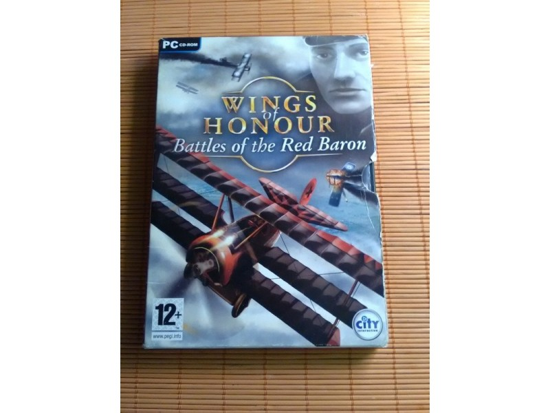 Wings of Honour - Battles of the Red Baron