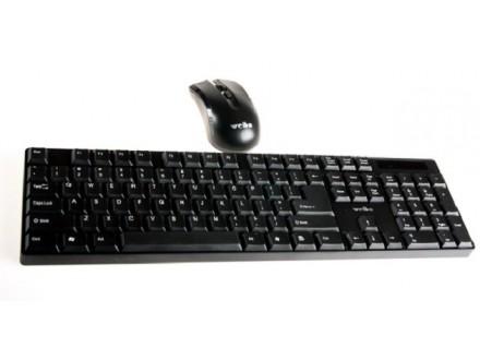 Wireless Vodootporna tastatura i mis WB-8033