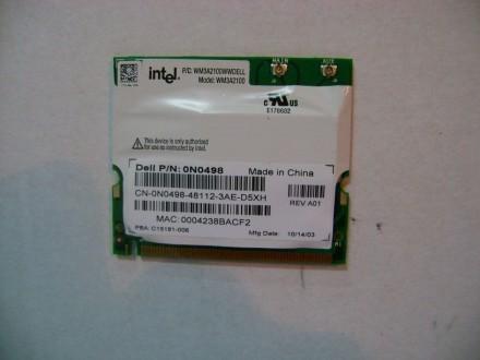 Wireless kartica za Dell Latitude D400