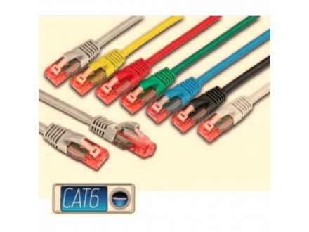 Wirewin UTP, CAT6e Patch, 100% copper, LSZH, gray, 0.5m