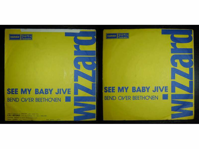 Wizzard (2) - See My Baby Jive