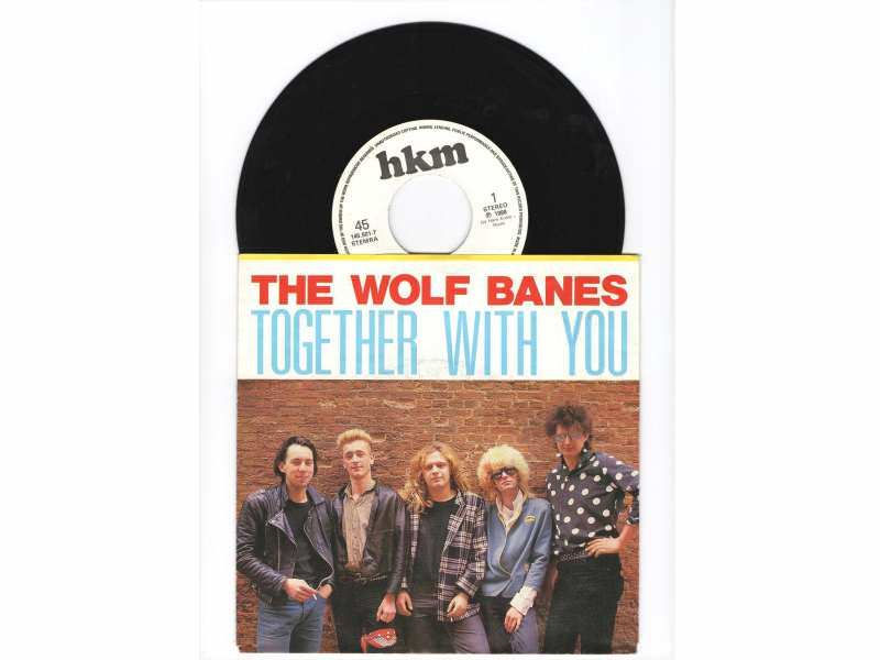 Wolf Banes, The - TOGETHER WITH YOU