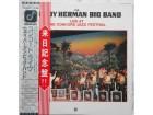 Woody Herman Big Band - Live Concord Jazz (Japan Press