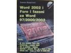 Word 2002 i Fore i fazoni za Word 97/2000/2002