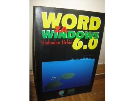 Word za Windows 6.0