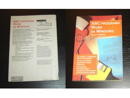 Word za Windows (ABC programa) Alan R. Neibauer