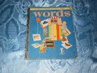 Words - A Little Golden Activity Book - 1955 godina