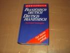 Worterbuch Franzosisch-Deutch  Deutch-Franzosisch