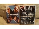 X MEN DVD 1 i DVD 2         /        DVD original