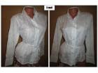 X-Mail prelepa bela košulja ,KAO NOVA - vel.42